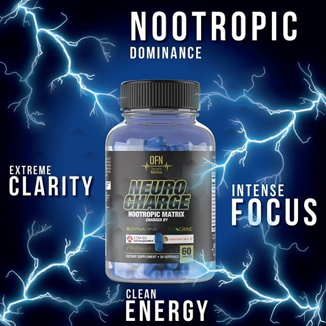 NeuroCharge is now available for Pre Order due to high demand and will be available within the next few weeks! Be sure to grab yours before it's sold out! If you're a store/distributor and would like to get an order in email us! 👥Tag friends who would use this!  #ofnsupps #workhardstayhumble