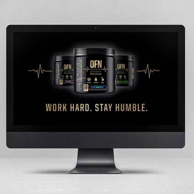 💥FLASH SALE💥 20% off the website TODAY ONLY until 11:59pm EST.  Work Hard, Stay Humble.  #ofnsupps #workhardstayhumble
