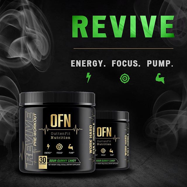 The original OG Revive is back for a limited time at a all new low price! Original flavors Sour Gummy Candy and Pink Rush making a return!  Grab yours before it's gone for good! Remember...Work Hard, Stay Humble. #ofnsupps #workhardstayhumble