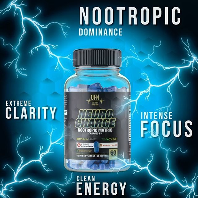 Last day to PreOrder NeuroCharge before it's released very soon 👀Save your bottle today! #ofnsupps #workhardstayhumble