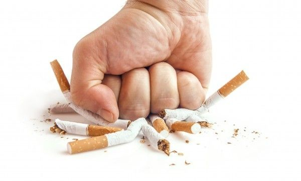 Quit Smoking Laser Treatment