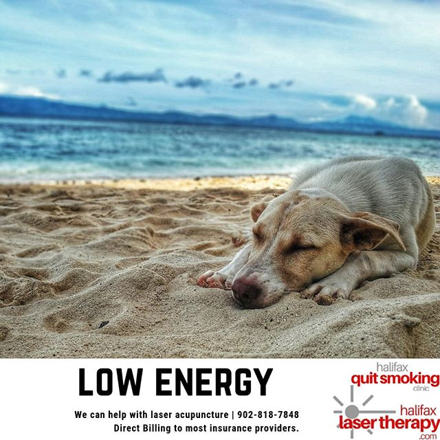 Don't be left tired on beautiful summer days.  Fatigue can be caused by many different things. You should always consult your doctor to determine a cause. After that, laser acupuncture can help combat your low energy levels.   Learn more about some reasons for fatigue: https://bit.ly/2SCBlCK  #fatigue #lowenergy #sleep #insomnia #stress #calm #soothe #natural #NS #dartmouth #halifax #sackville #bedford #HRM #inflammation #alternative #health #wellness #happy⠀