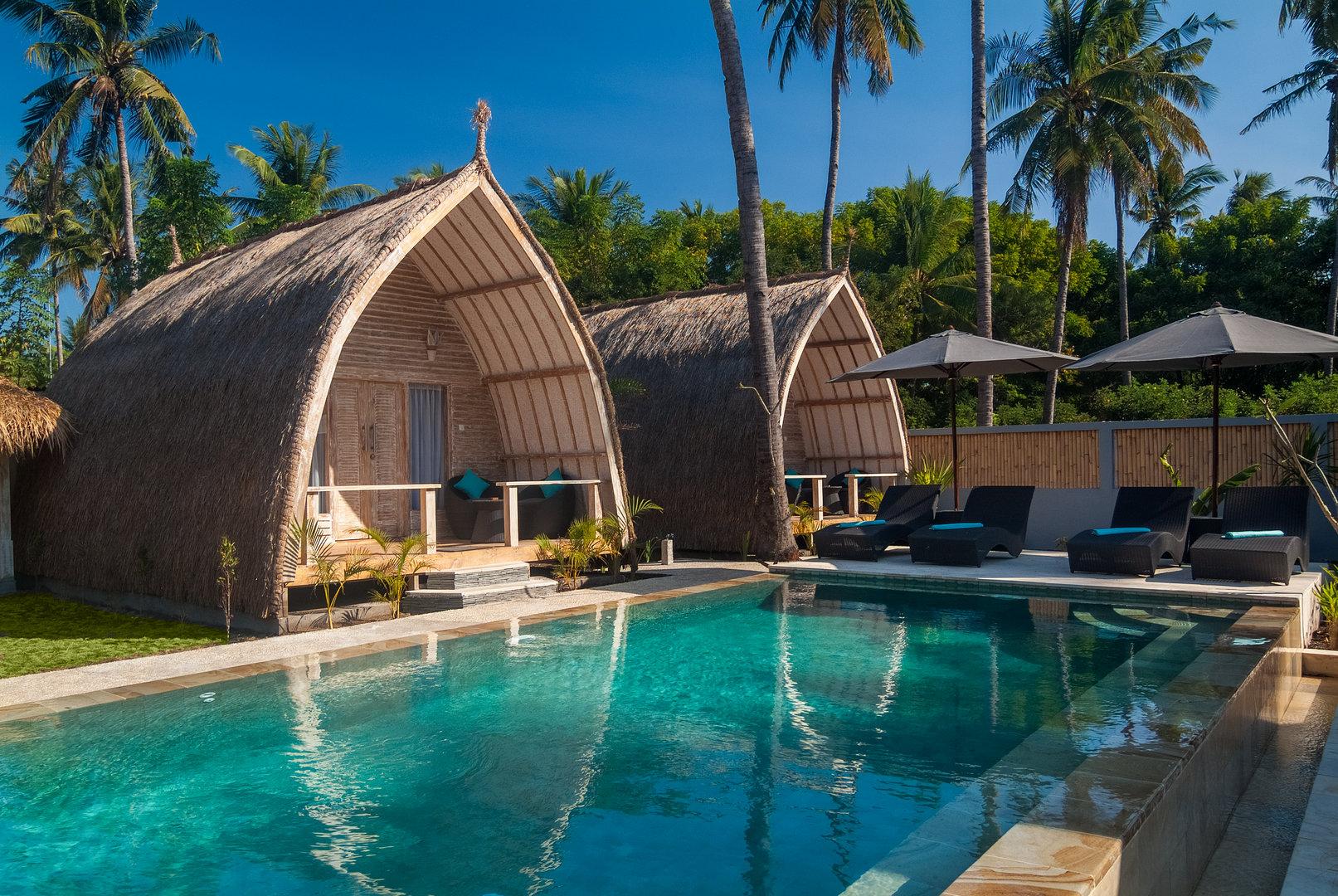 Gili Meno Escape Luxury Island Accommodation Gili Meno
