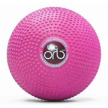 Pro-Tec Orb Ball - Muscle tightness and soreness is a common side effect of exercise, especially in those who are training for an event. Massage balls help to reduce inflammation in muscles, improve recovery and performance, increase range of motion/flexibility, and help with muscle soreness. Basically, they can get in there and help to break up kinks and knots. I use these most frequently in the month or so leading up to a fitness competition, but it definitely doesn't hurt to add this to your regular toutine.