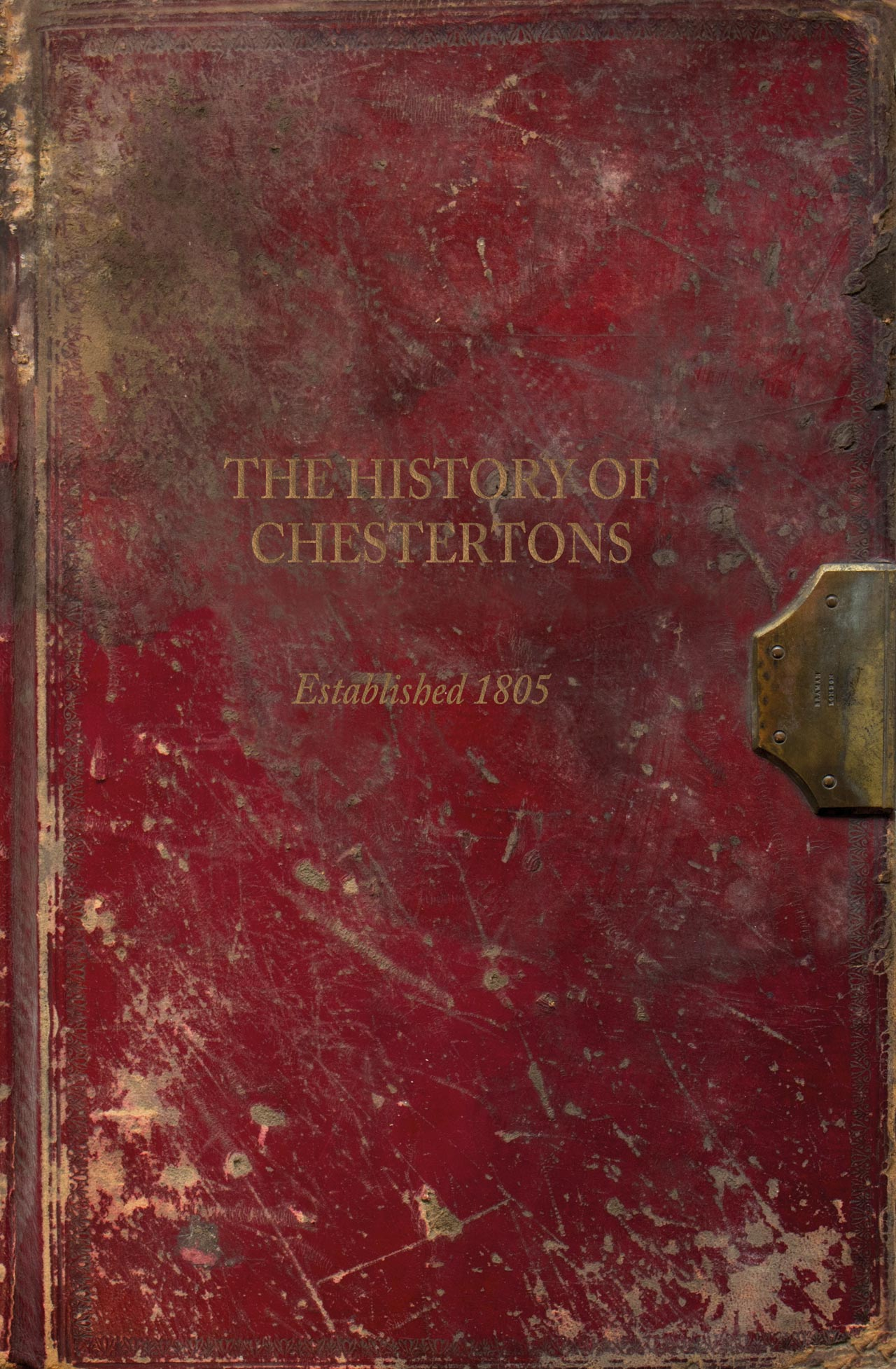 This History of Chersterons 1805