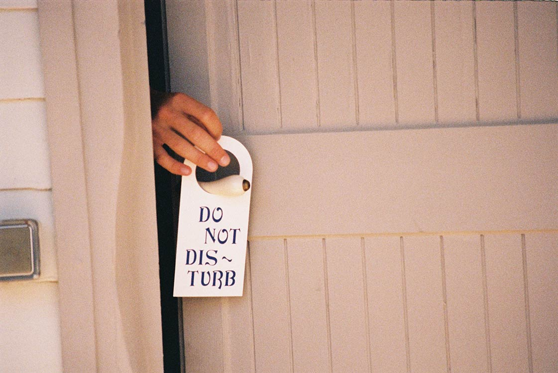 Hôtel Épi 1959 Do Not Disturb