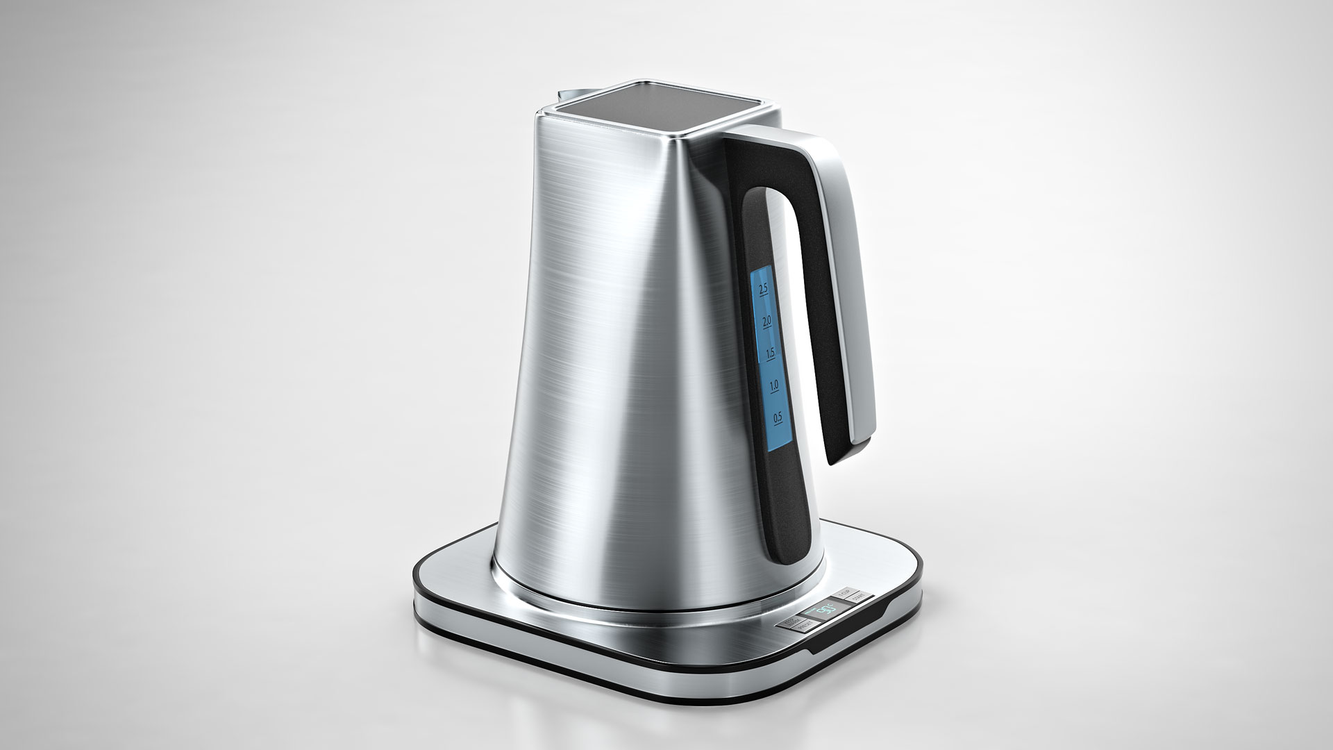 Kettle textured with VizPak: Products
