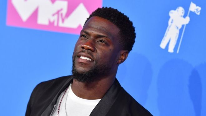 Kevin Hart. Photo courtesy of AFP.