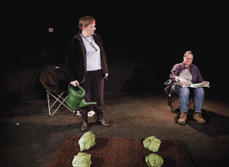 Cabbages, one of five plays at Flights of Fancy. Photo courtesy of James Mannion (2019)