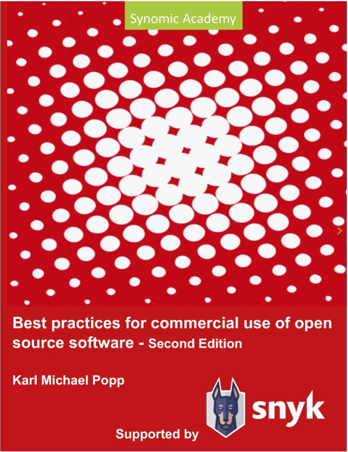 Best practices for commercial use of open source software