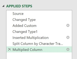 These step names give very little meaningful information on what the query is actually doing.