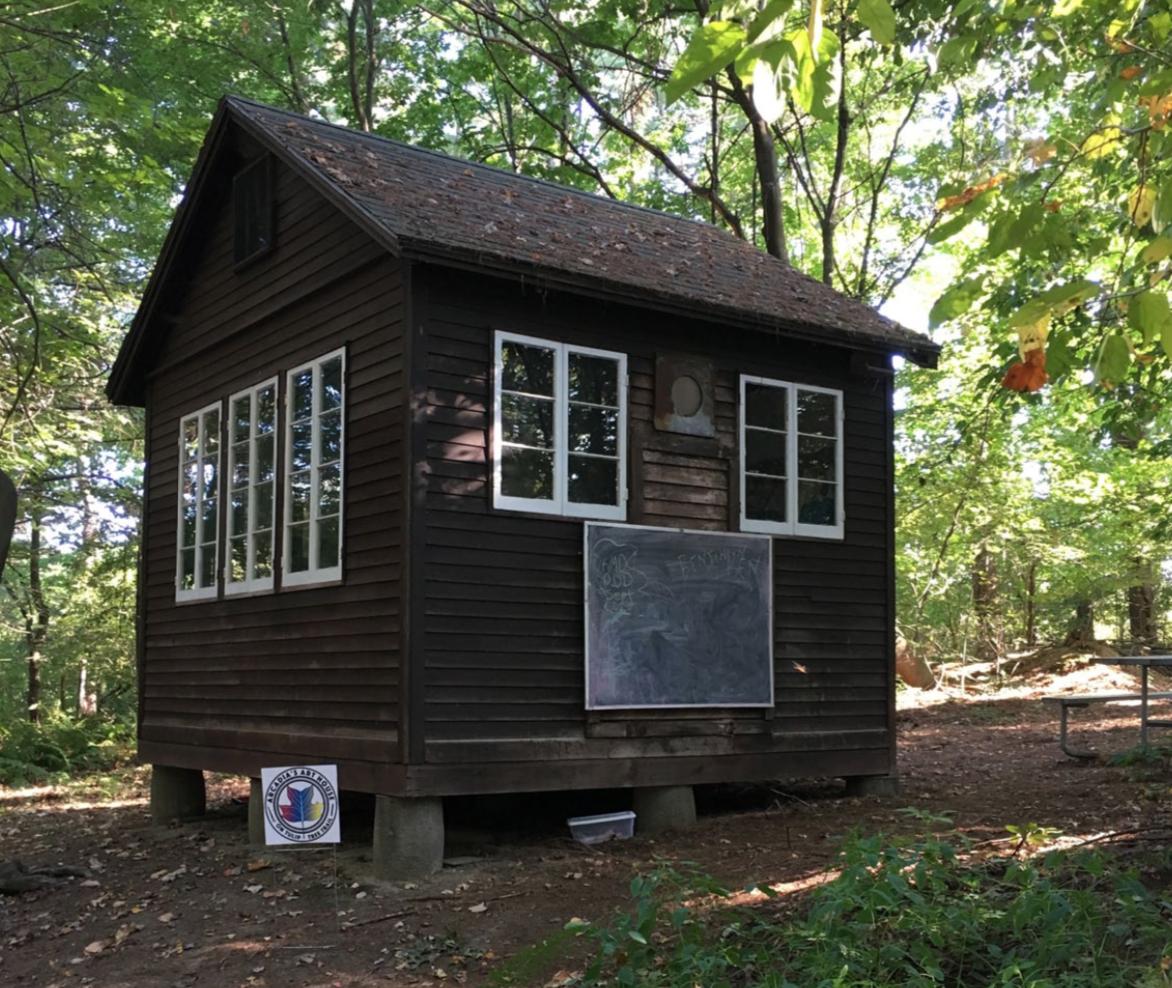 Art House at Arcadia Wildlife Sanctuary