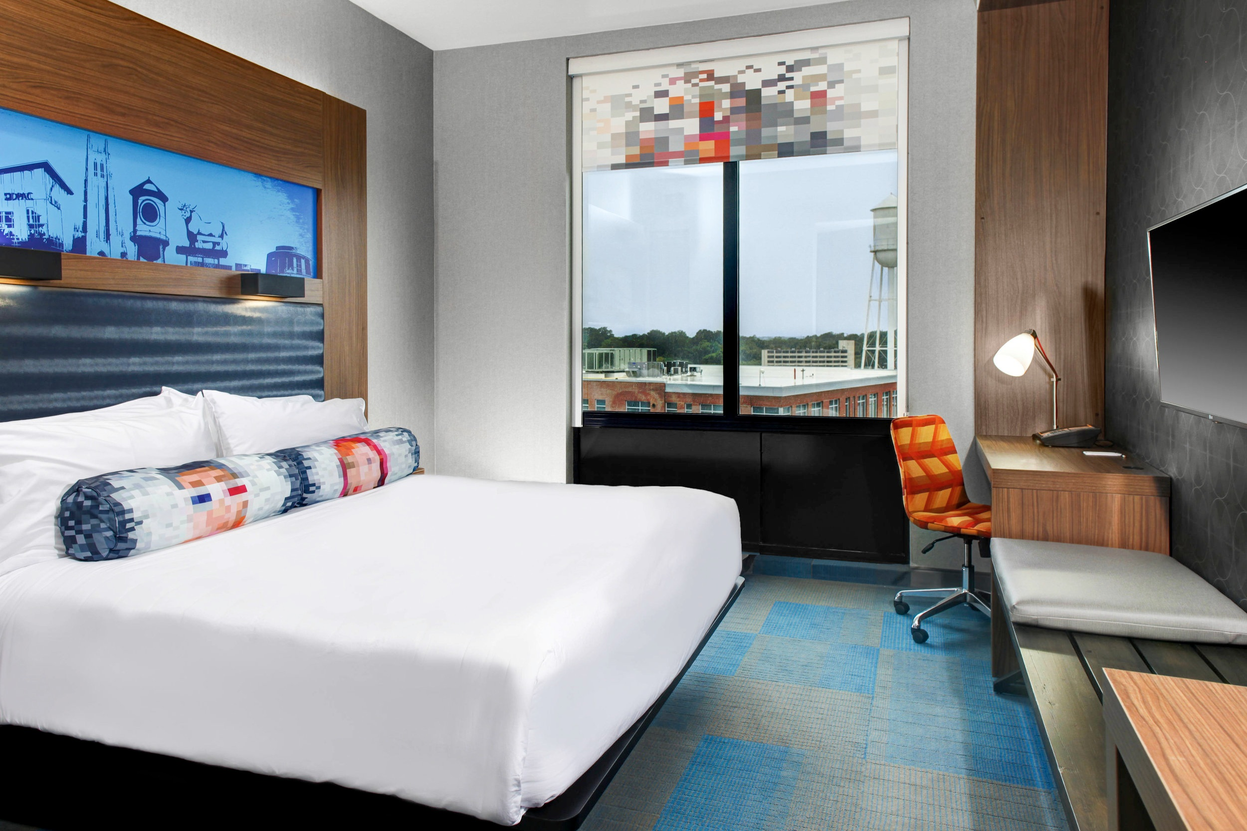Hip Hotel Rooms