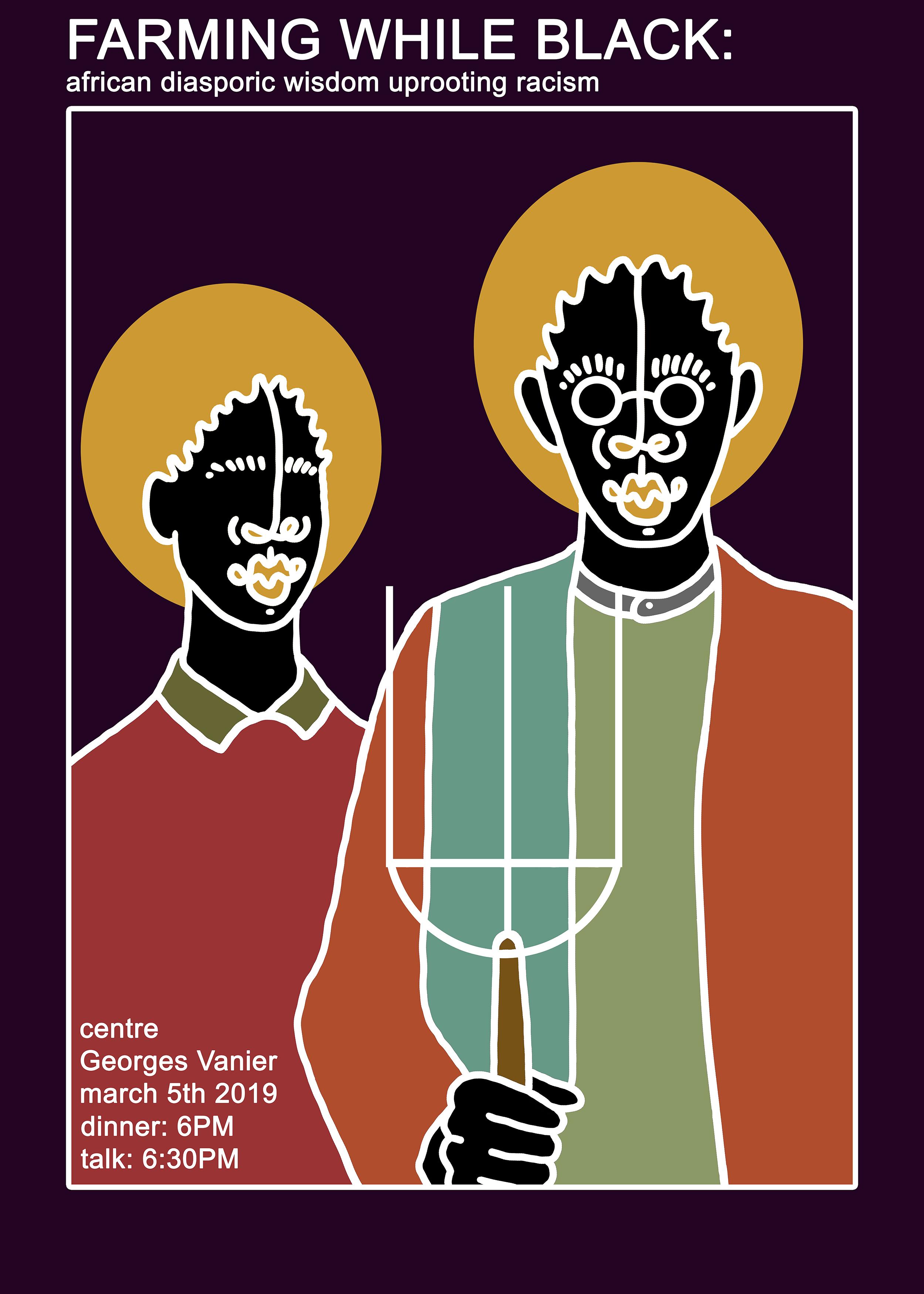 Poster by GLOWZI / Website:  glowzi.design