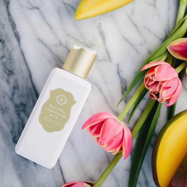 Apricot & Mango Cleansing Milk by Sorella Apothecary