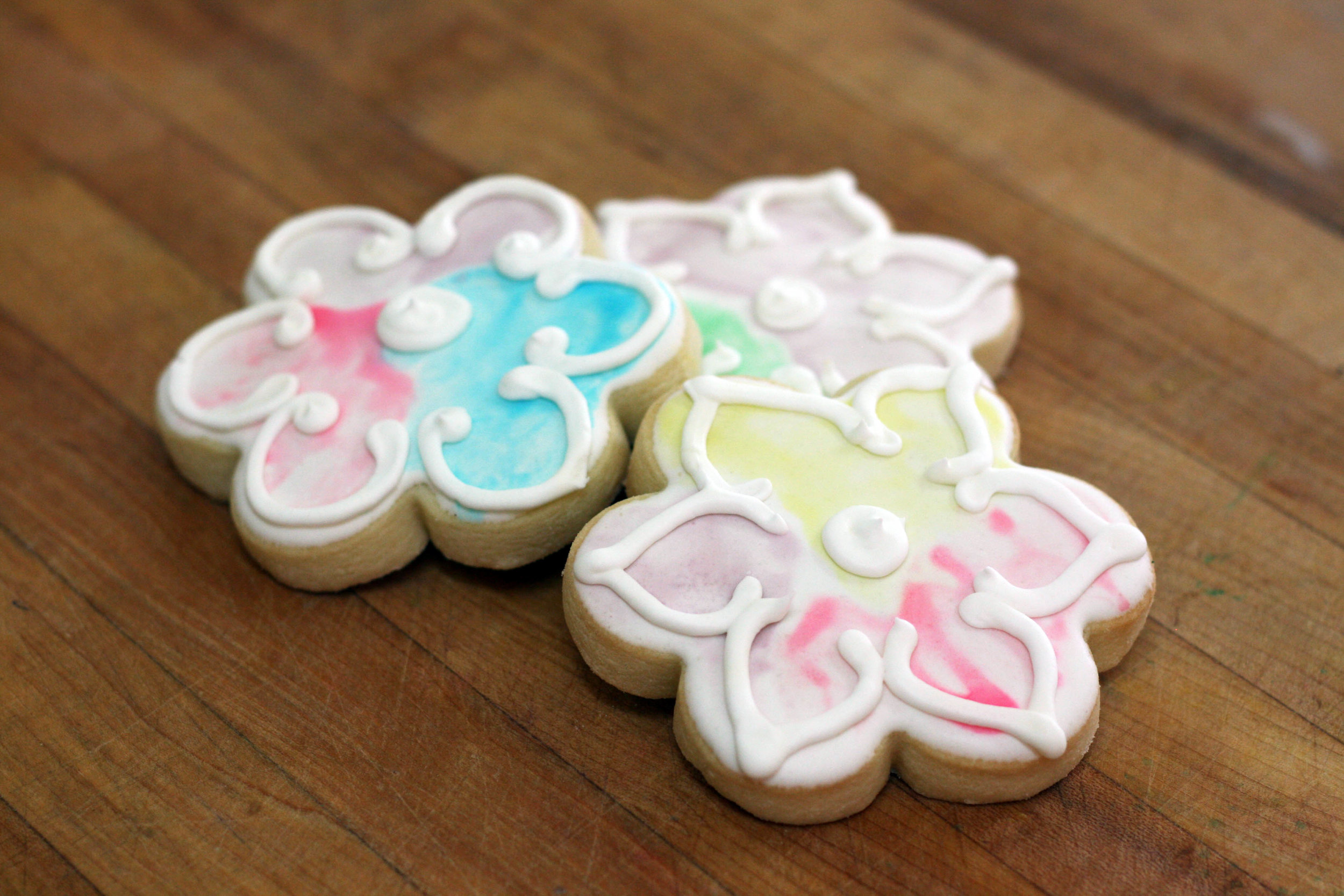 Hand Decorated Shortbread
