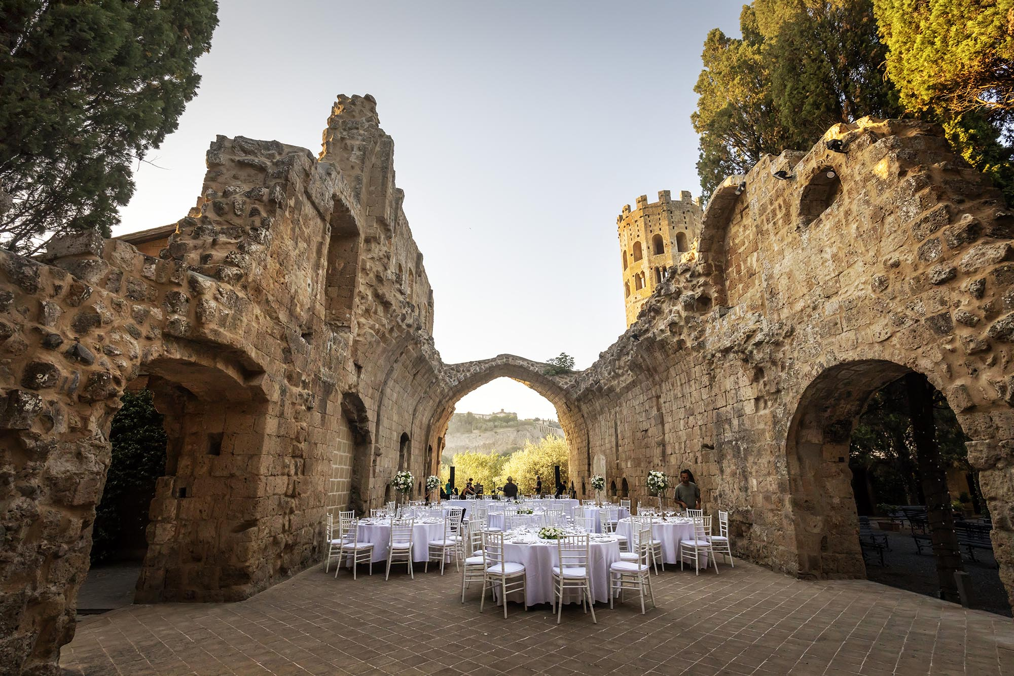 Destination Wedding in a 12th Century Abbey in Umbria, Italy.jpg