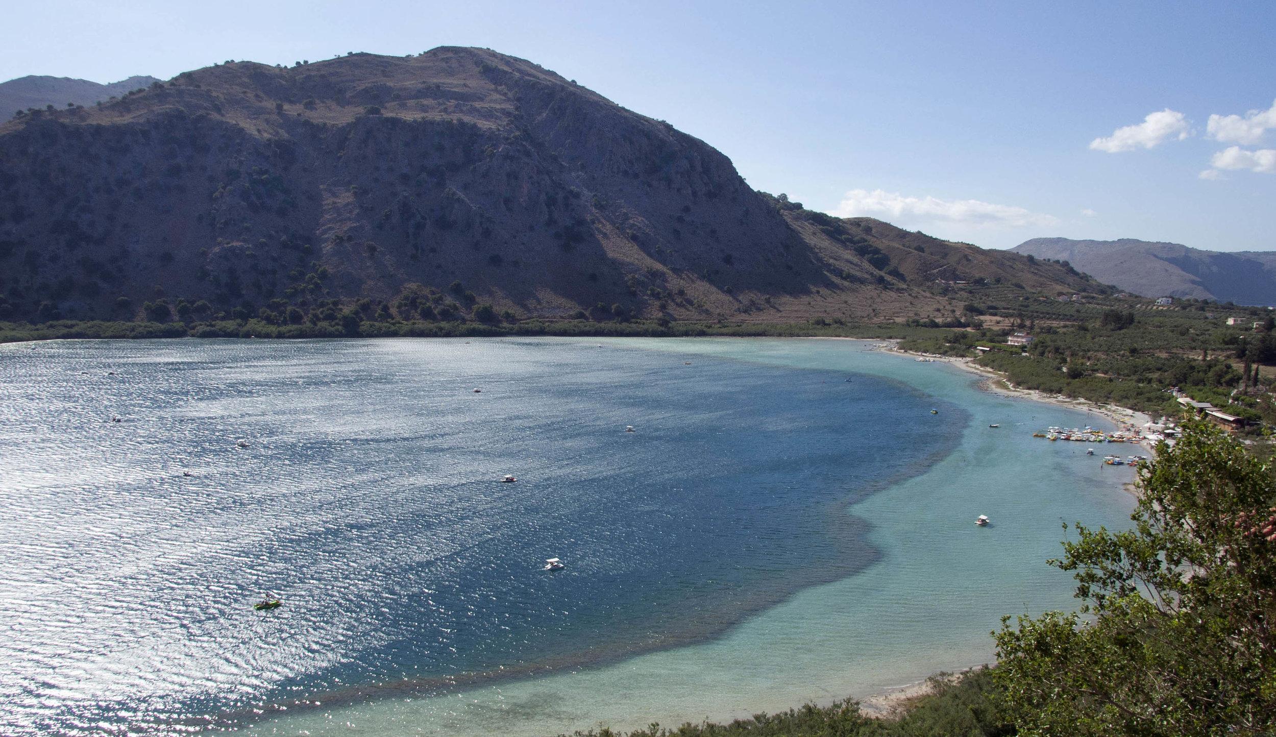 Lake Kournas Crete.jpg