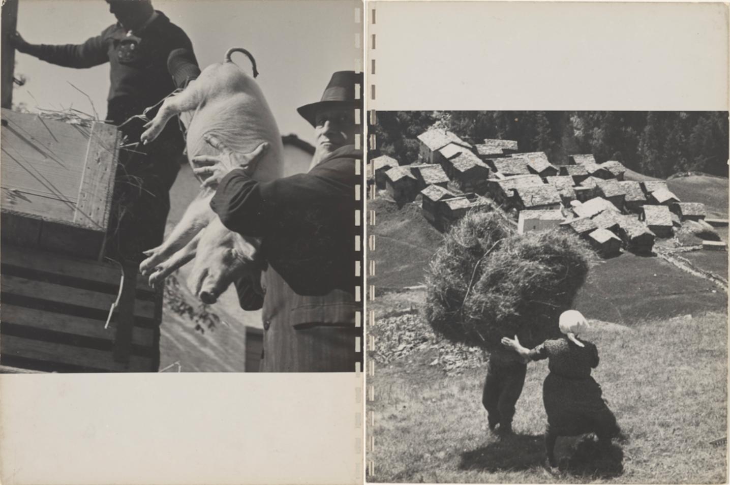 Robert Frank  40 Fotos 1946