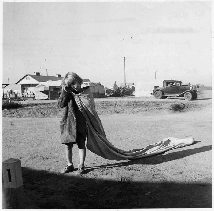 Young cotton picker - Dorothea Lange  Dorothea Lange