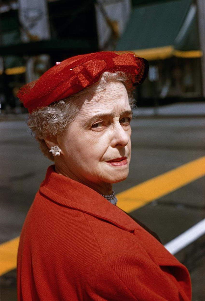 Vivian Maier, Untitled, May 1958 ©️ Estate of Vivian Maier