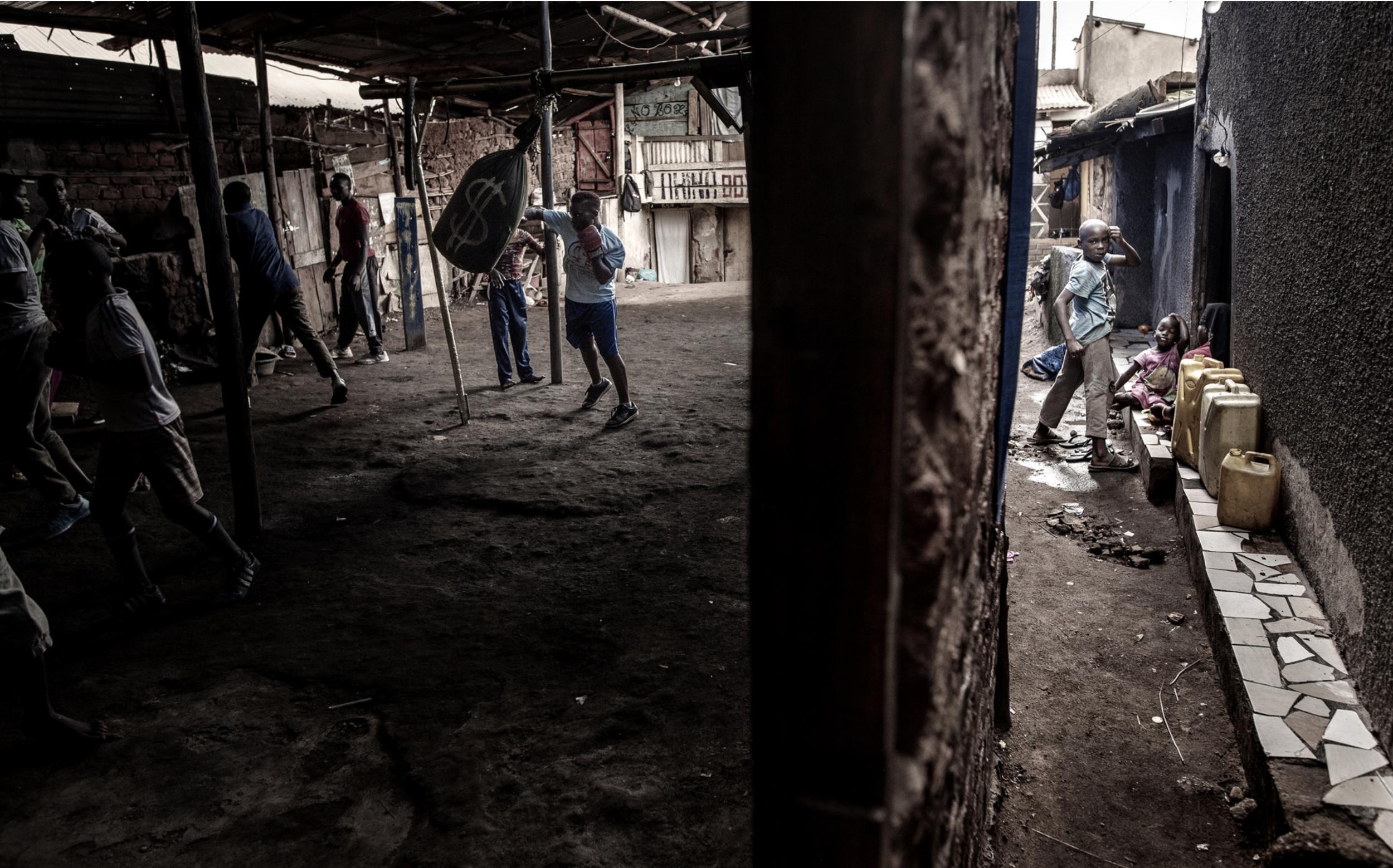 Boxing in Katanga - John T. Pedersen (2018)