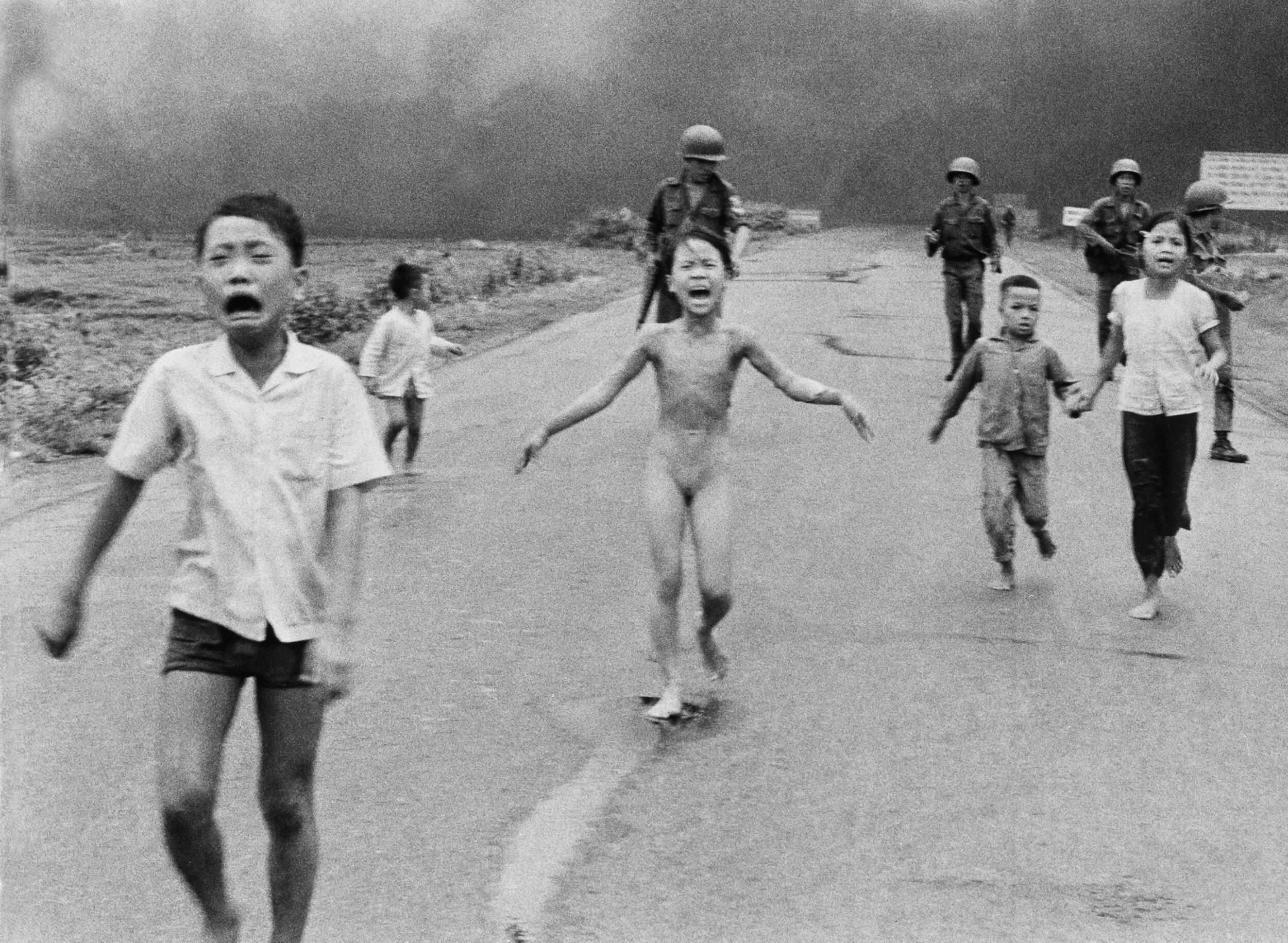 "The Terror of War: Nick Ut's ""Napalm Girl"" (1972)"