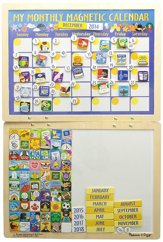 Calendario mensile -