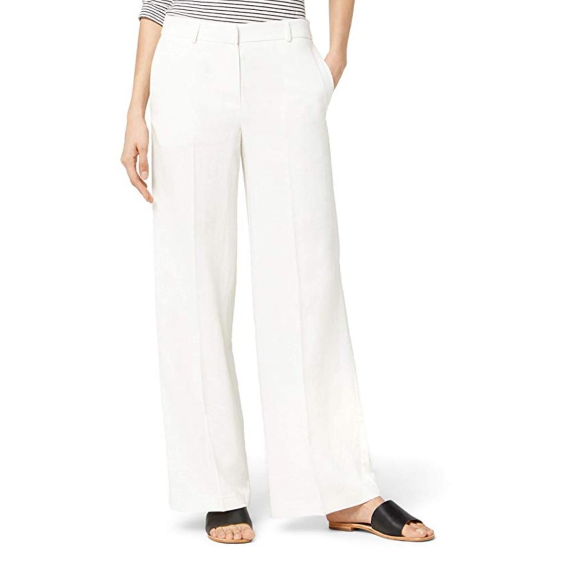 Pantaloni in lino -