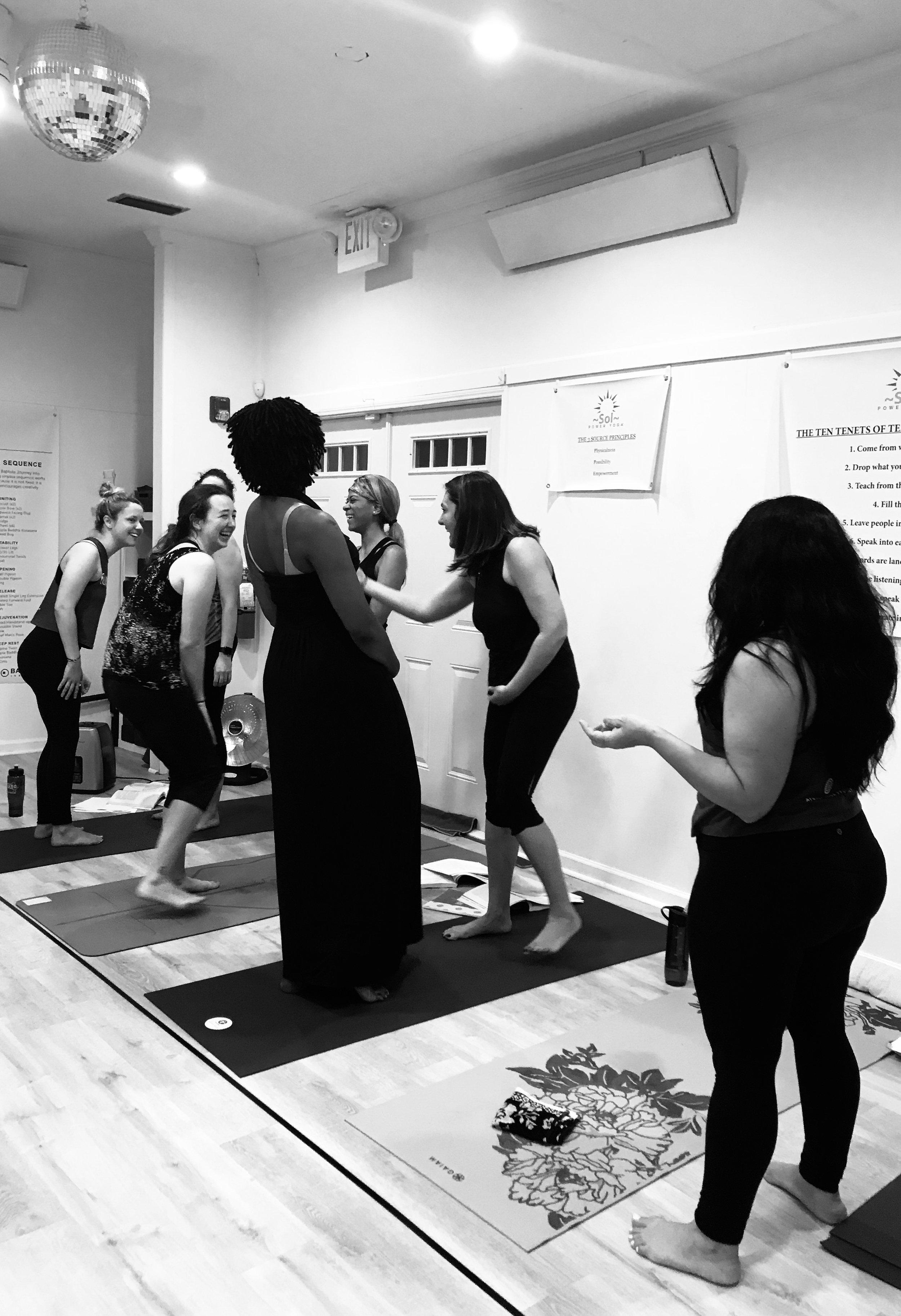 About Baptiste Power Yoga Pittsburgh Oakmont