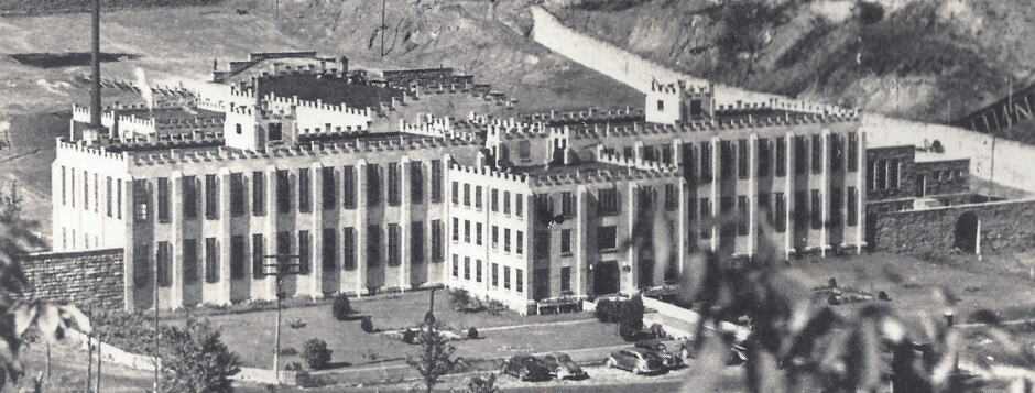 Brushy's History — Historic Brushy Mountain State Penitentiary