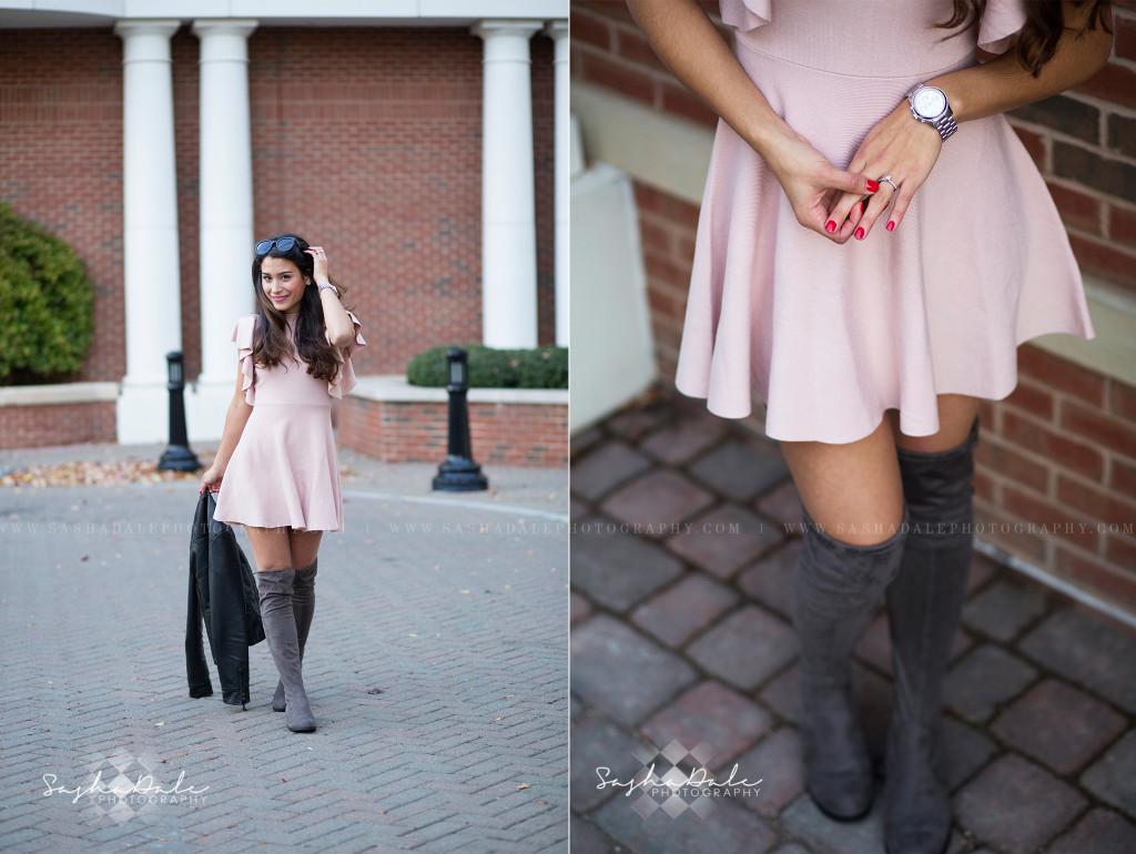 Pink Dress 4