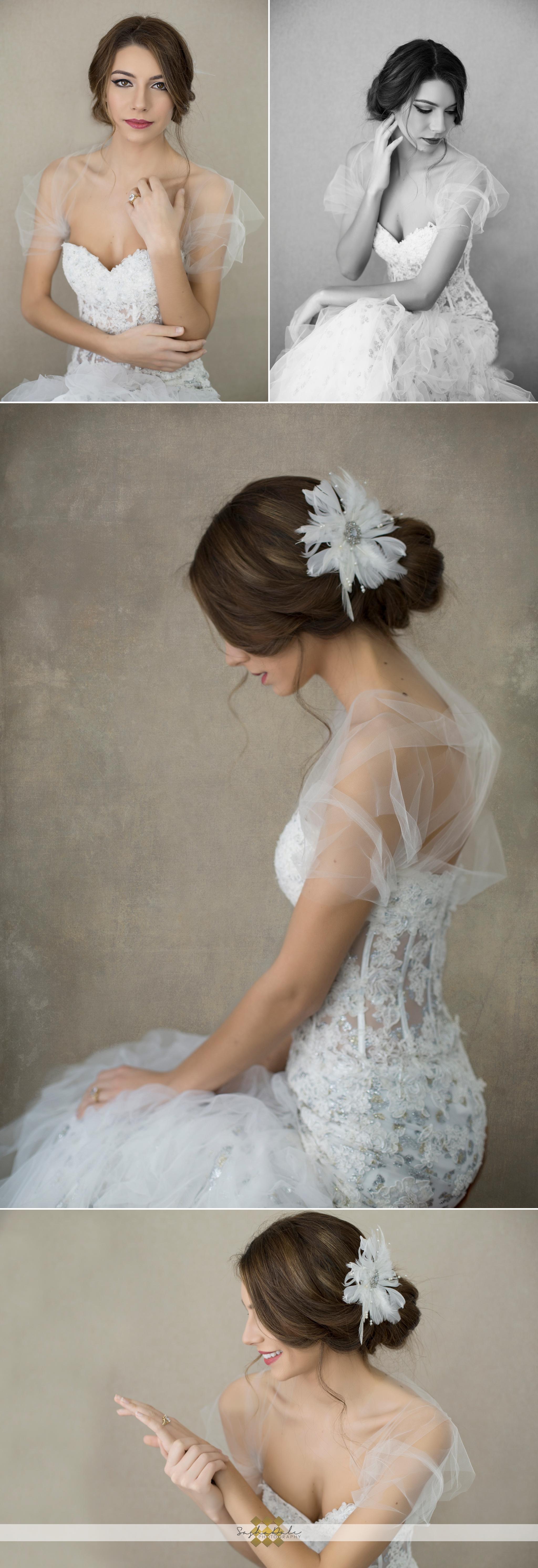 CT Bridal Portraits, Jovani Dress, White Dress, New Preston CT, Glamour, Beauty Portraits, CT Photographer