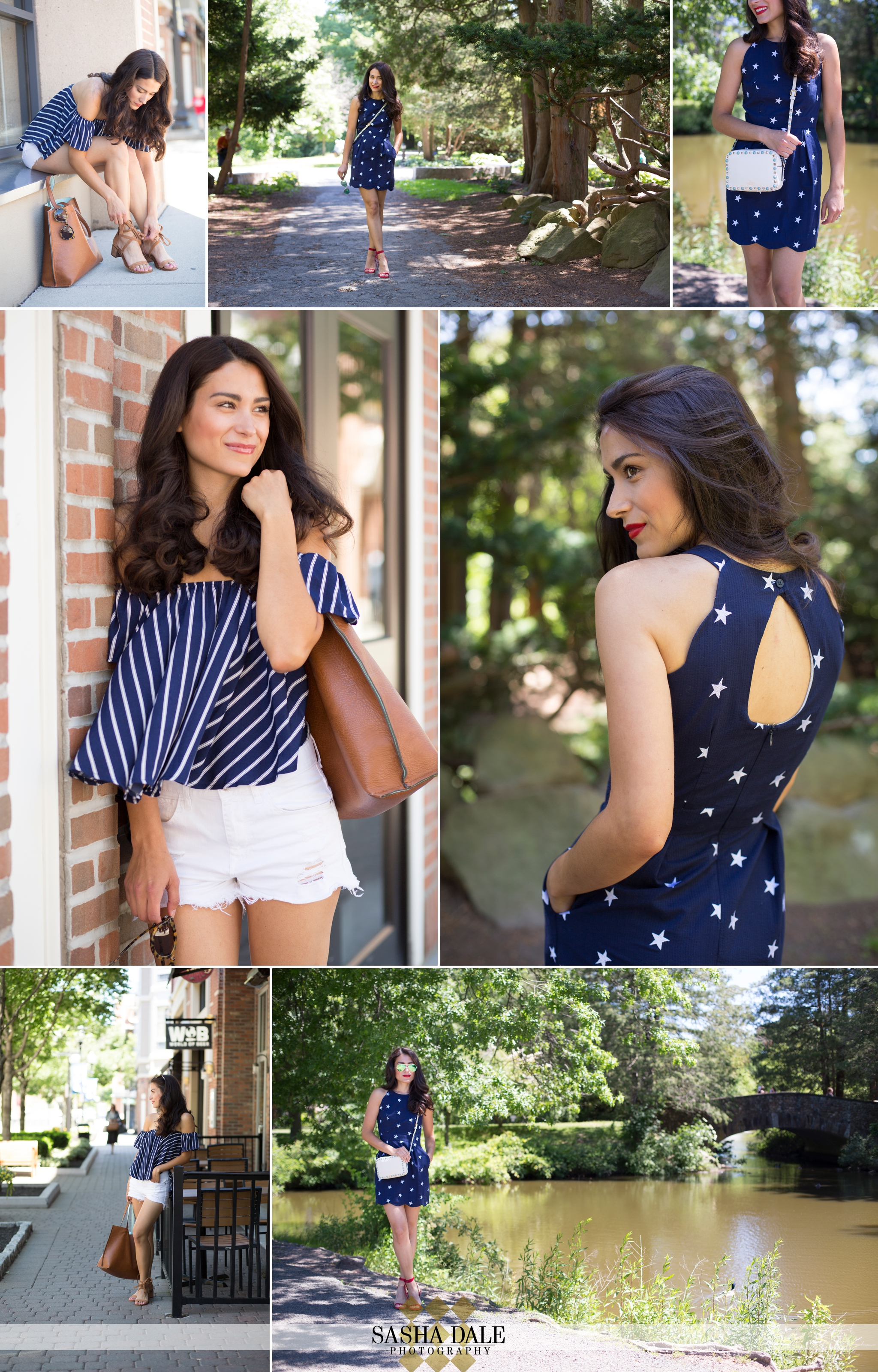 July 4th, Jumper, Romper, Stars and Stripes, Navy Blue, Fashion, CT Blogger, NYC Blogger, Springfield Blogger, Fashion Blogger, Fashion Blog Photographer