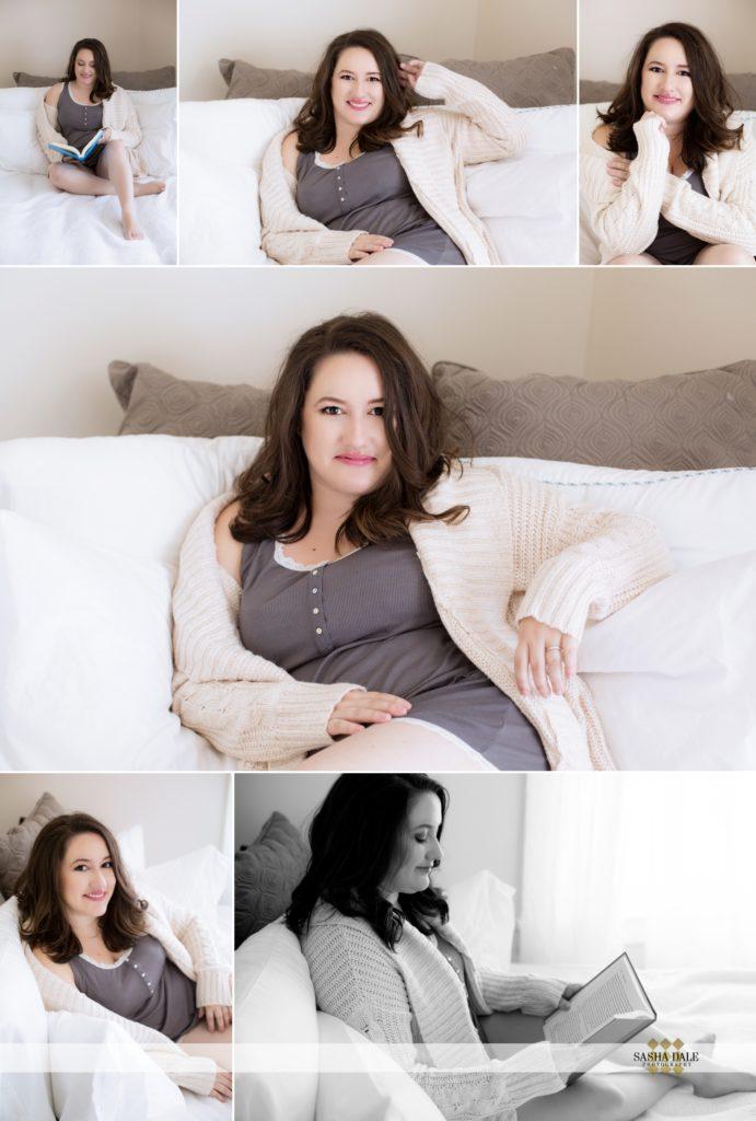 CT Boudoir Photographer, Sweater Session, Pancreatitis, football jersey, boudoir