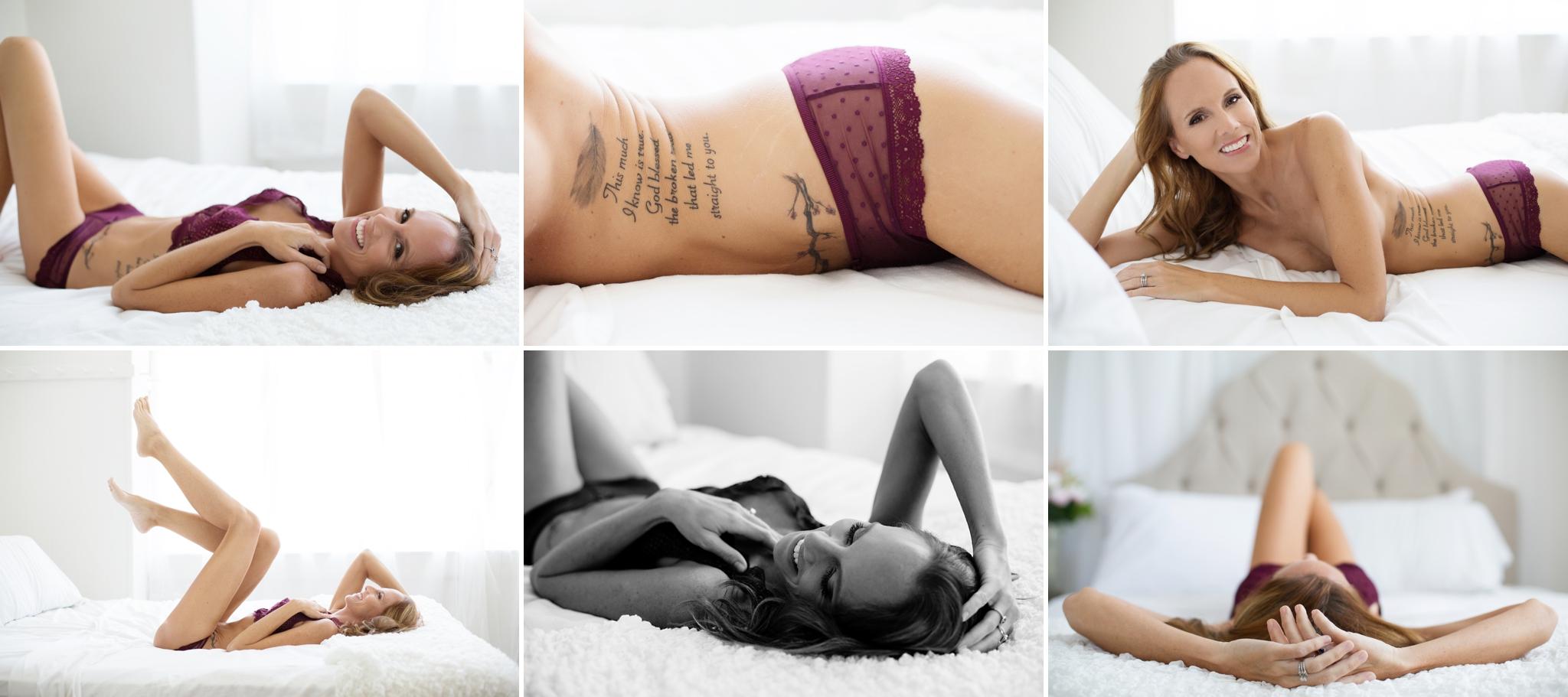 Sasha Dale Photography, surrogate mother, boudoir portraits, tattood girls