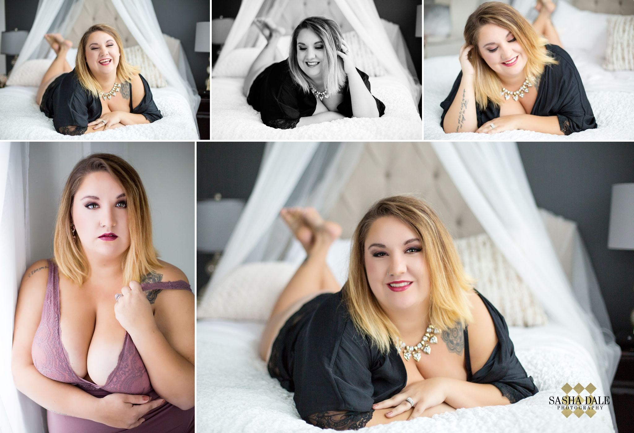 Sasha Dale Photography, curvy girl boudoir, boudoir photography, military spouse