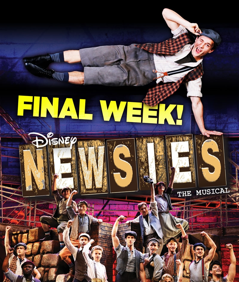 Newsies! - With fierce direction from Marcos Santana and electric choreography by Emmy nominee Al Blackstone, Tovi played the role of Race in the Maltz Theatre production of Newsies. Broadway World stated that the production overflowed with passion and determination. This was Tovi's first contract after his graduation from the Joffrey Ballet School in 2017.