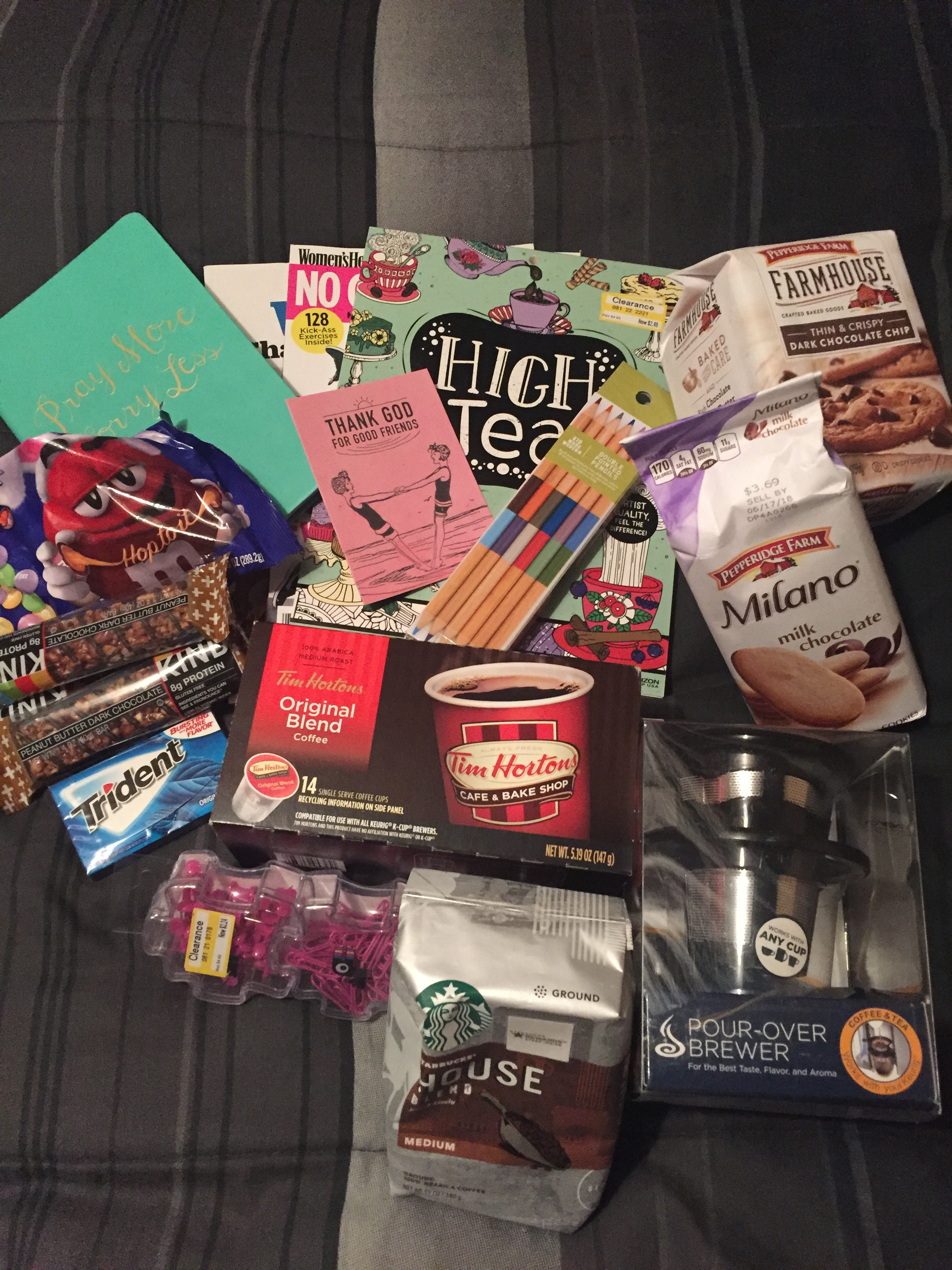 Care Package blog