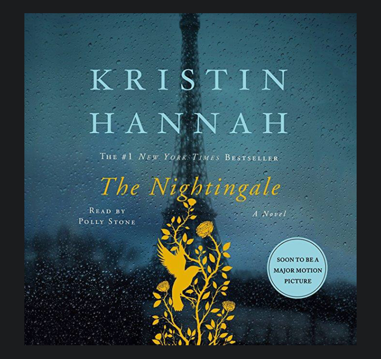 Favorite Book: - The Nightingale