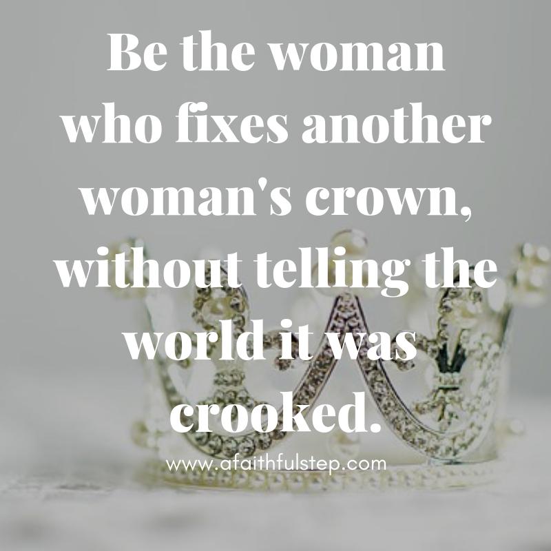 Embrace Femininity