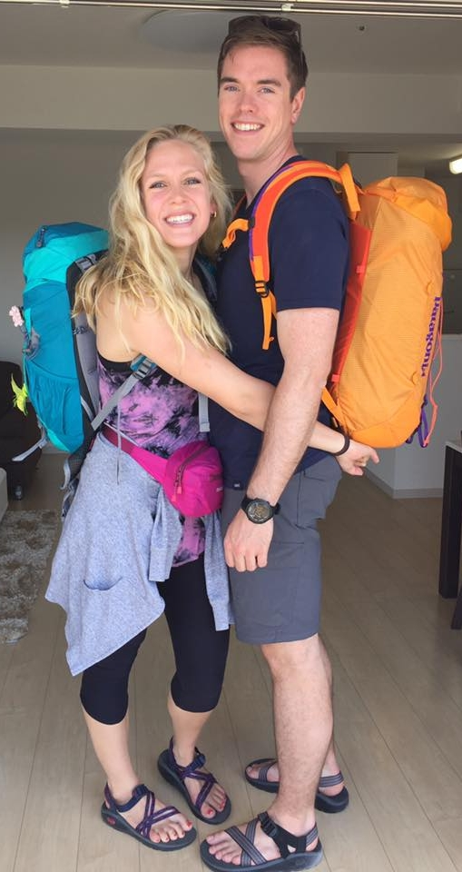 Traveling light: In 2017 we spent 4 weeks in SE Asia with 30 liter packs, and we found the minimalism liberating!