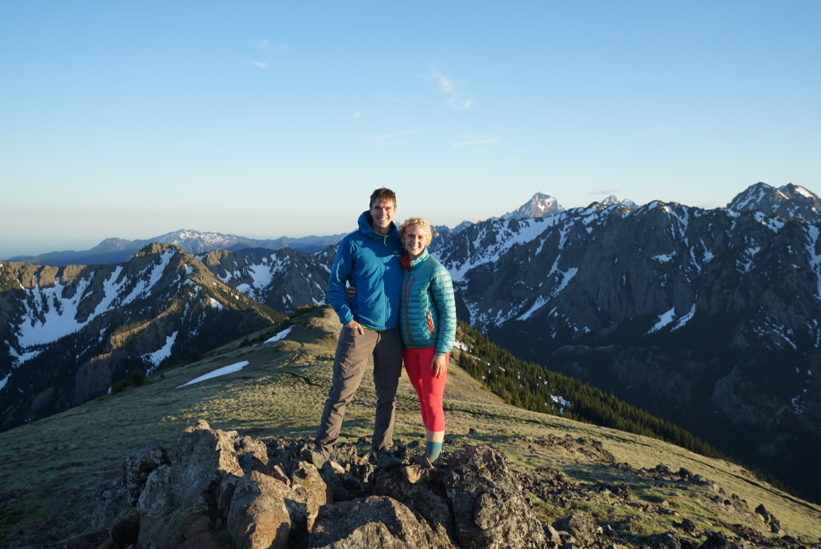 Mount Townsend Sunset Hike