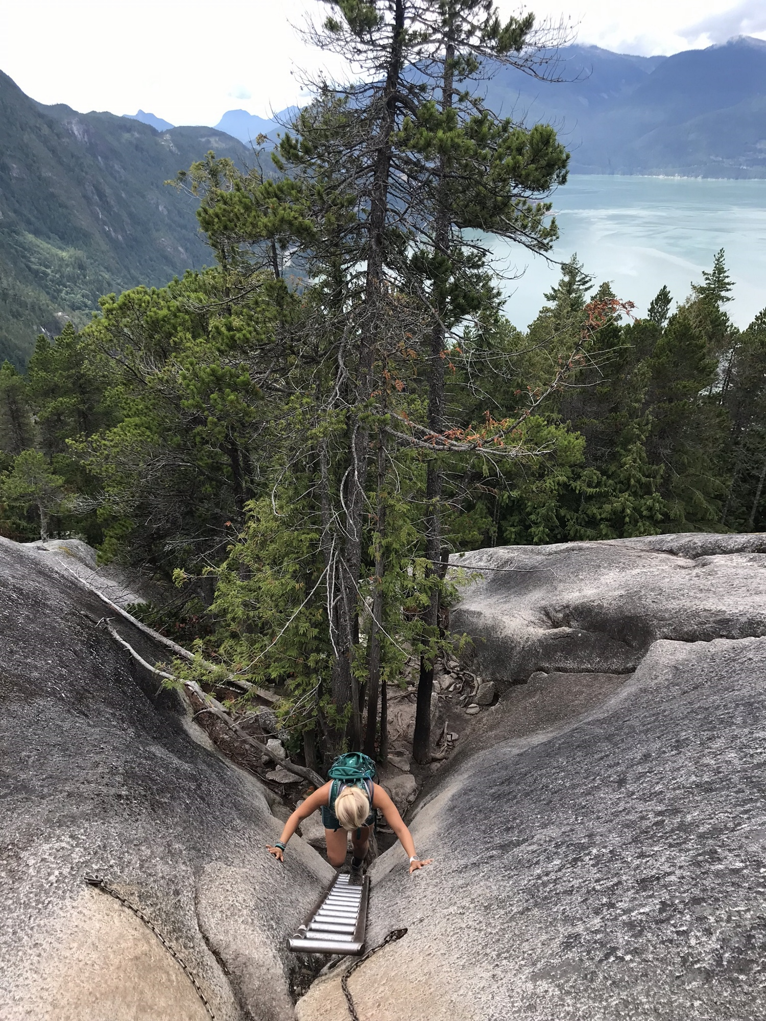 An adventurous trail