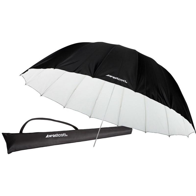 Westcott 7ft Parabolic Umbrella (White)
