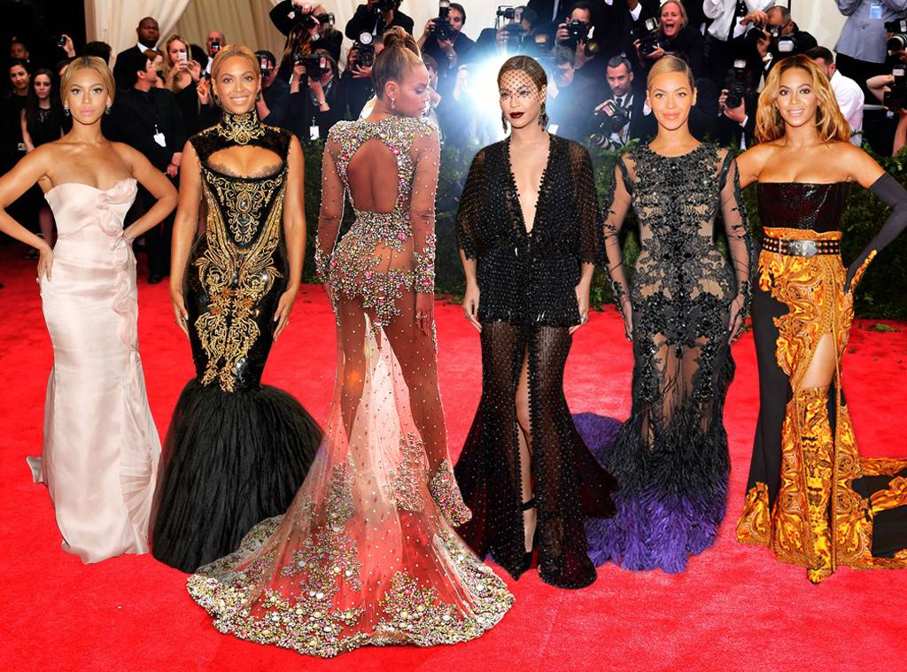 PERSONALITY QUIZ: Which of Beyonce's Grammy Outfits Are You? - by Mahesh K.