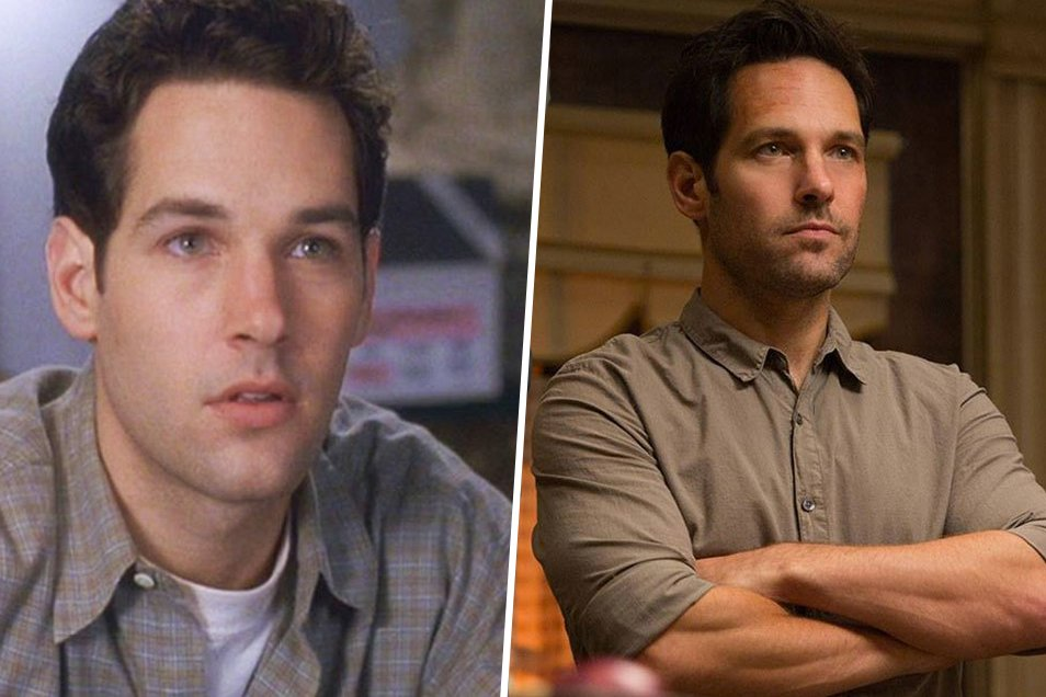 17 Times Paul Rudd hasn't aged. - by Justin S.