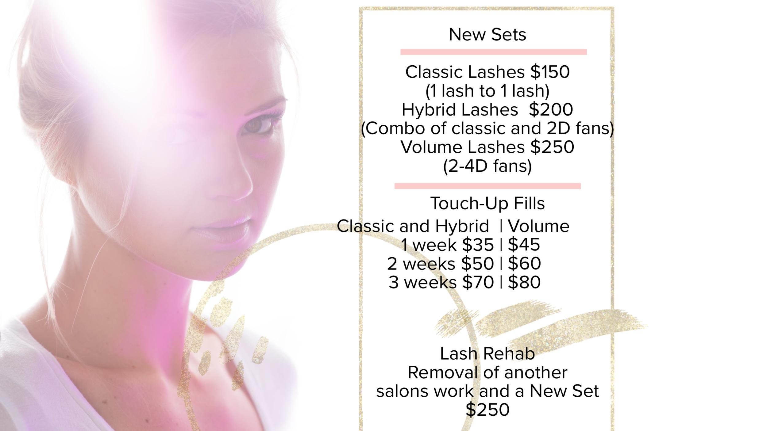 Eyelash Extensions, Eyelash touch ups, Eyelashes Albuquerque, Albuquerque's best eyelash extensions