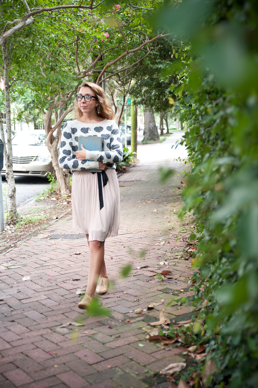 Fall Fashion | Preppy Fall Outfits | Fall Outfit Ideas | Geek Chic Fashion | Geek Chic Outfits | Casual Fall Outfit Ideas | Back to School Outfits | College Fashion | Casual Outfits for College | Paprika Southern