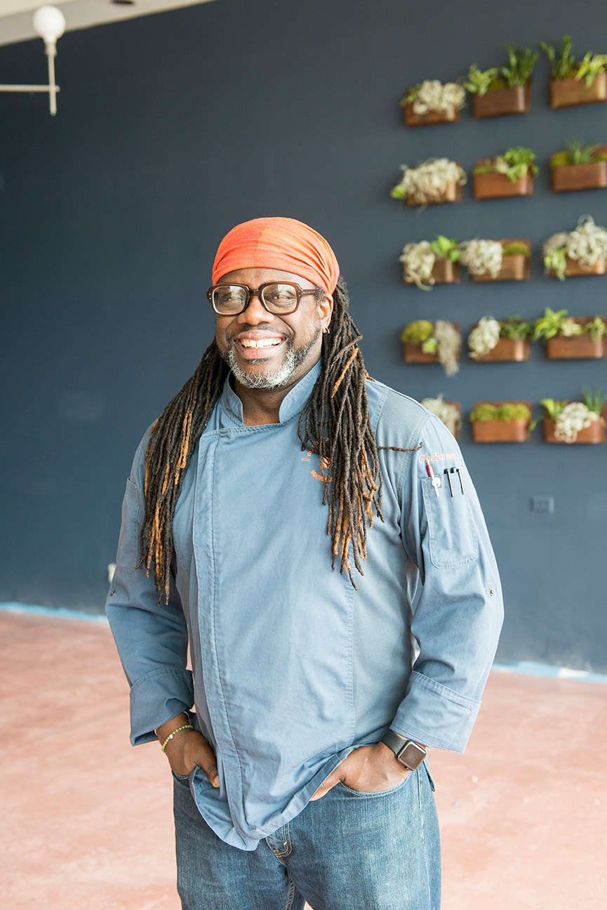 CheFarmer Matthew Raiford | Brunswick, GA | The Farmer & The Larder | James Beard Award Nominee | Southern Chef